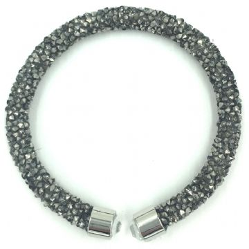 Sparkle dust cuff bracelet kit - grey